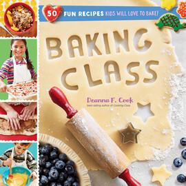 Kids' 'Baking Class' Cookbook