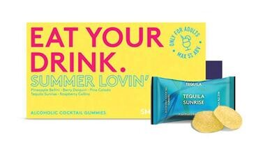 Eat Your Alcohol Gummies - Summer Lovin'