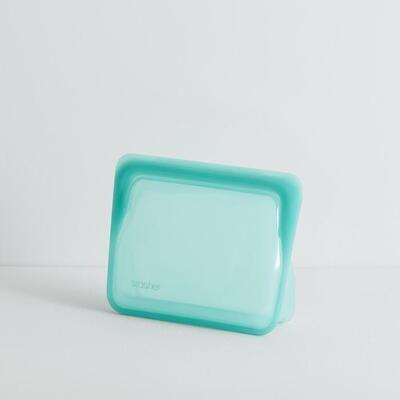 Stasher Stand Up Mini - Aqua