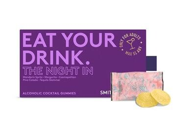 Eat Your Alcohol Gummies - The Night In