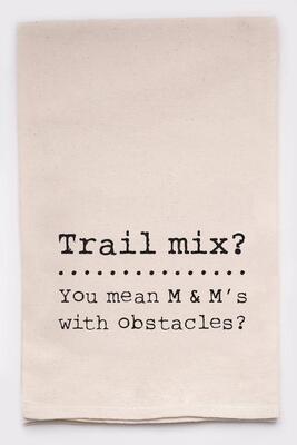 Ellembee Gift Tea Towel - Trail Mix