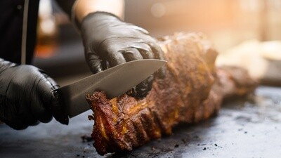 Foodie Gift Box: 'Bad-Ass BBQ'