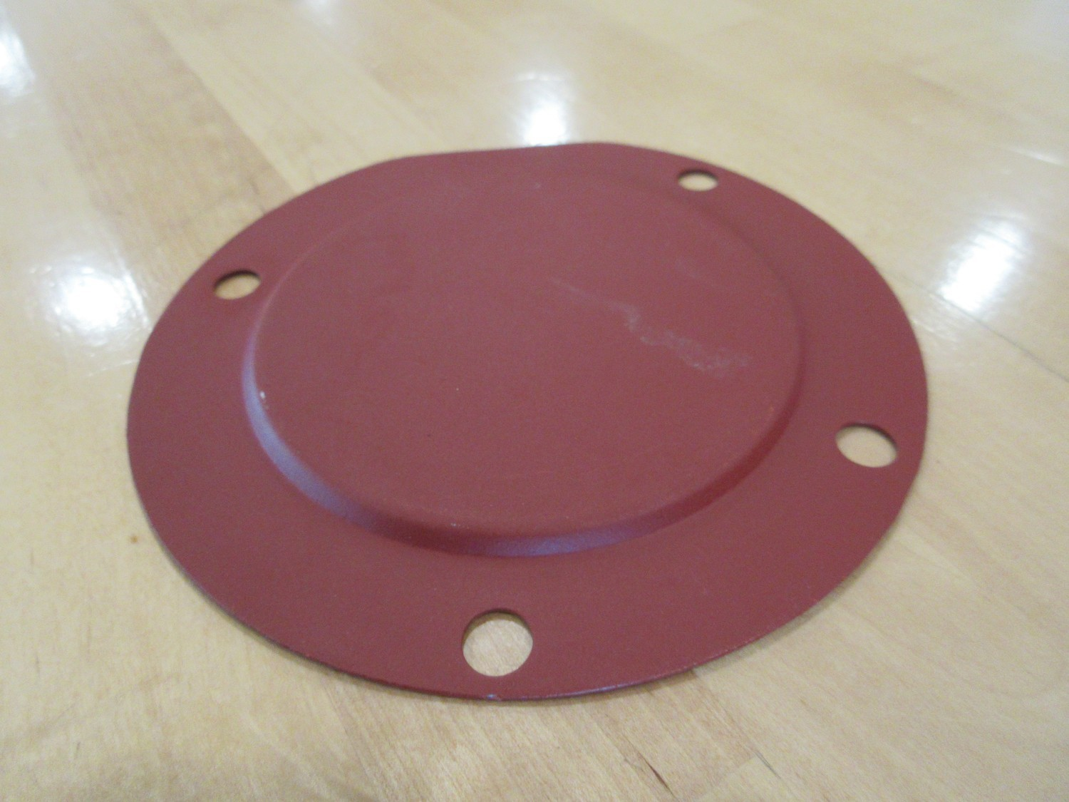 Master Cylinder Inspection Cover Plate