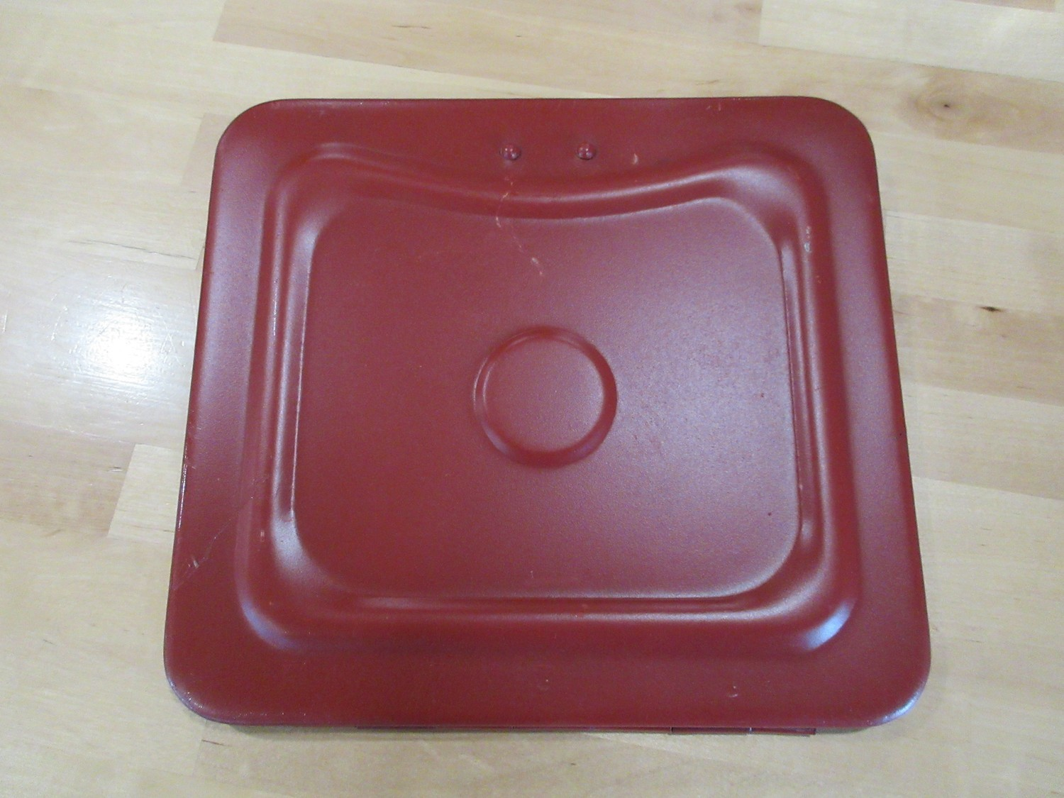 GPW Tool box lid with hinge