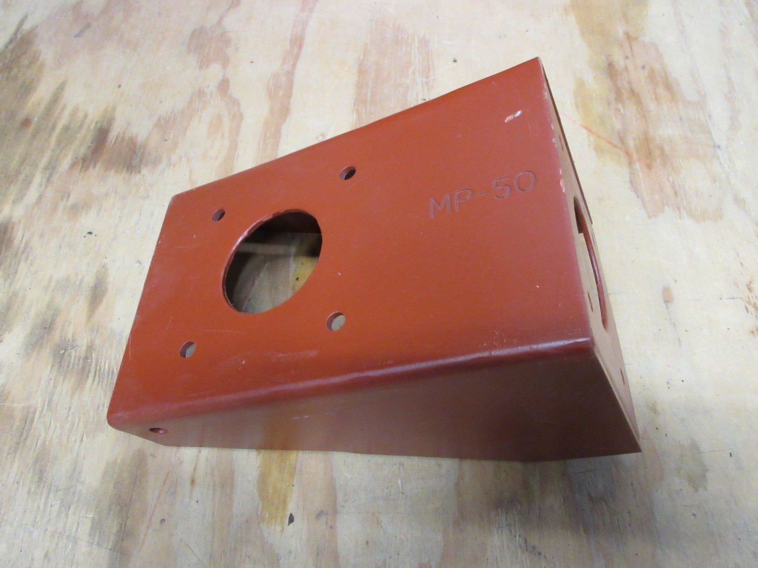 MP50 Antenna Mount Base Bracket