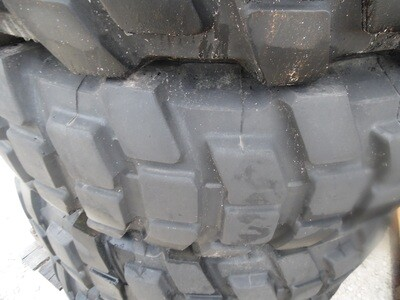 1400R20 Michelin XL tires 85% tread + Nice shape