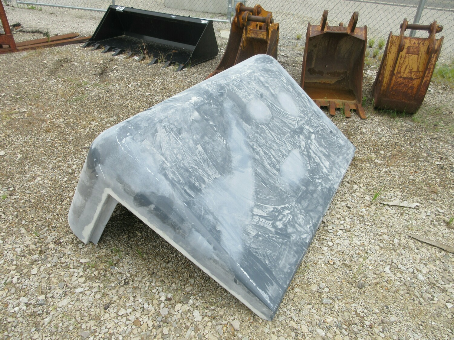 New Fiberglass Hard Top 2.5 and 5 Ton M35 and M813 series