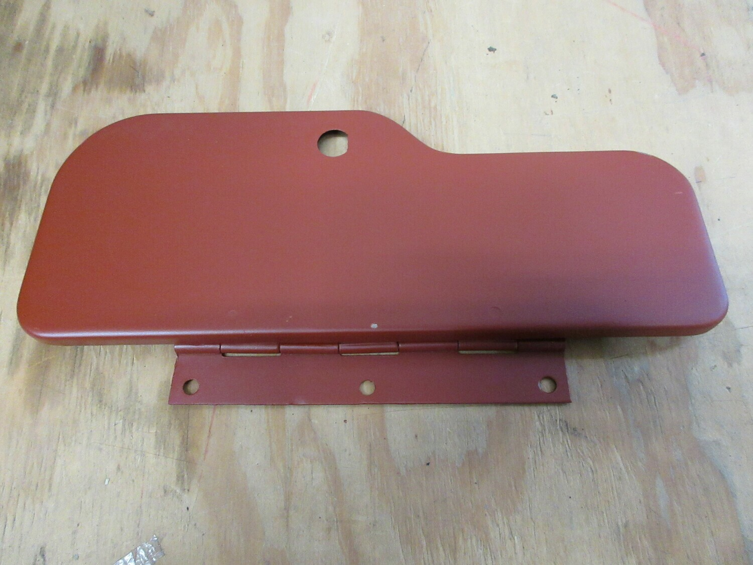 MB GPW Ford Glove Box Door with Hinge