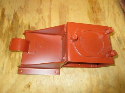 M38 Spare Tire Carrier