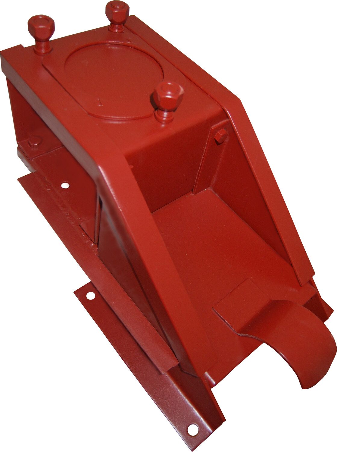 M38A1 Spare Tire Carrier