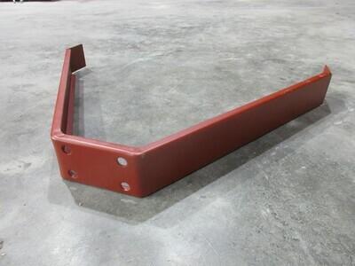Rear Frame to Pintle Brace Bracket