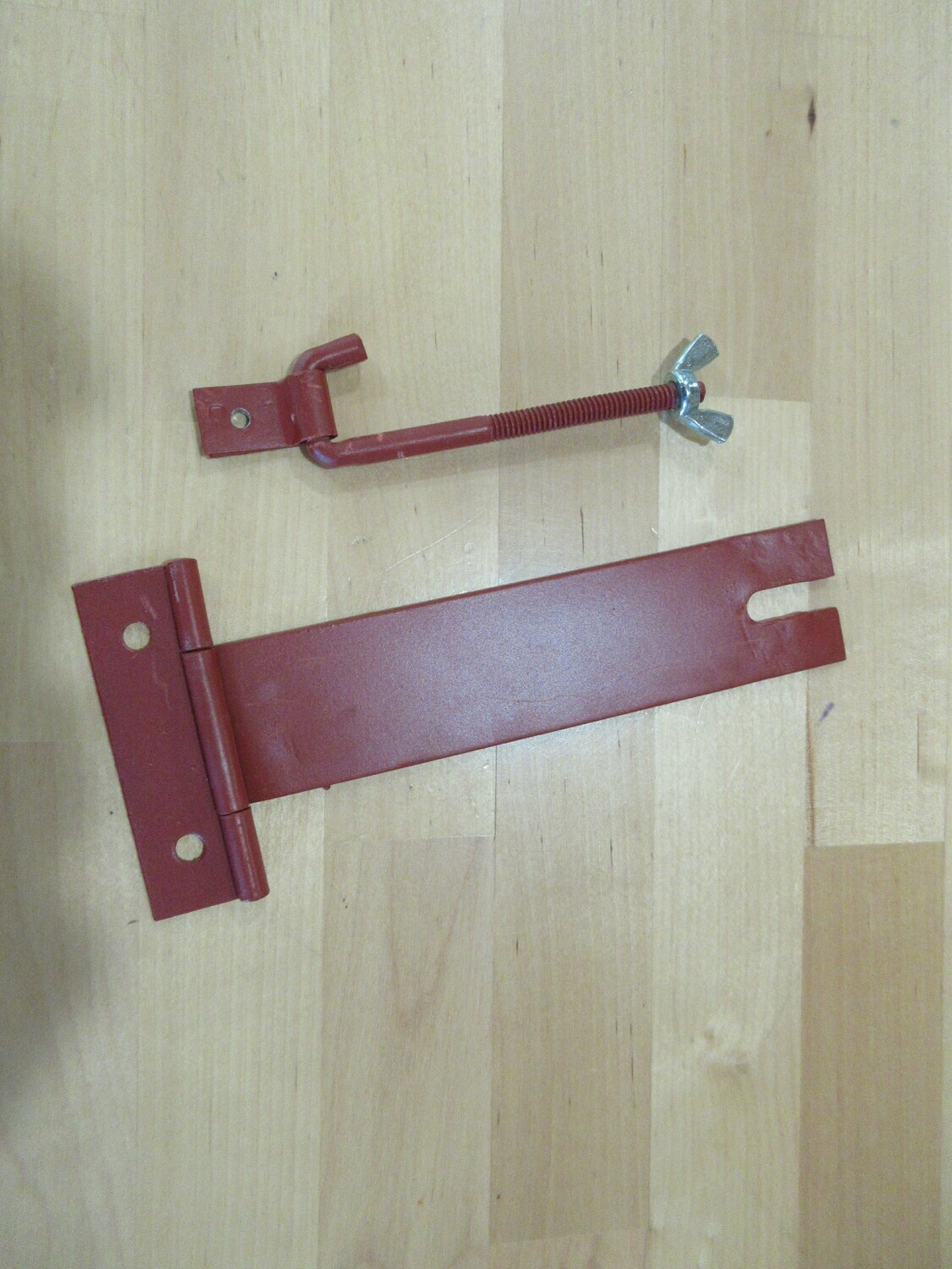 M38 First Aid Box Mounting Bracket