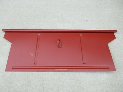 M100 Trailer Rear Panel Assembly