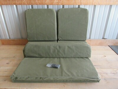 M38 M38A1 Seat Cushion Set