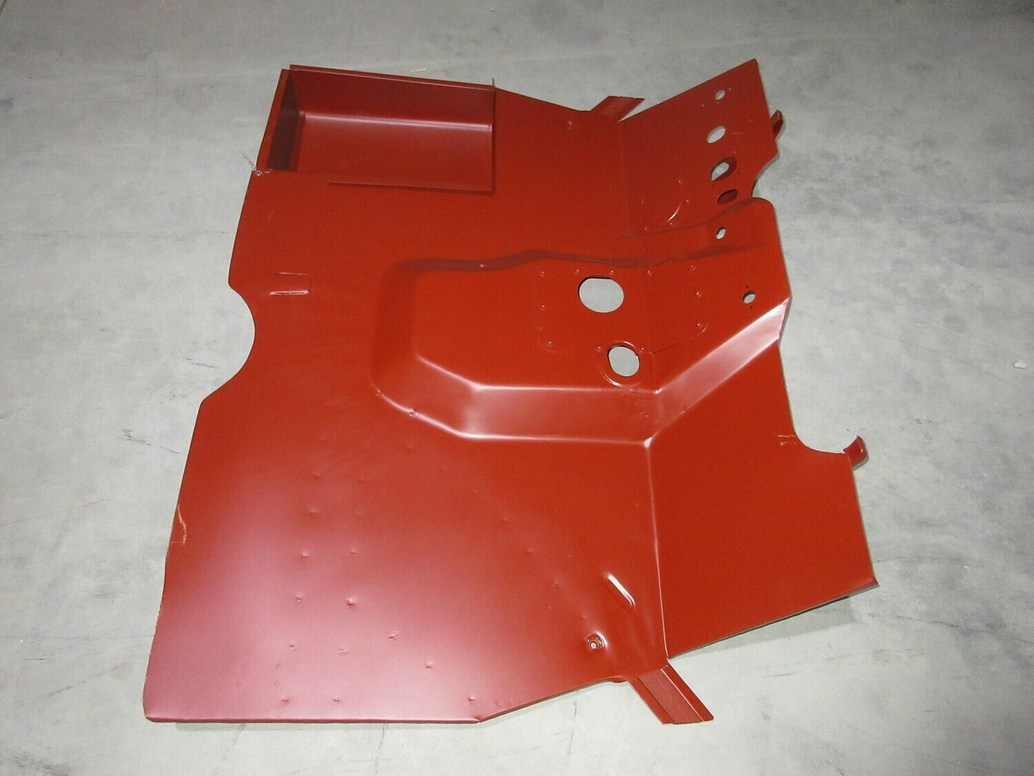 MB GPW Front Floor Pan