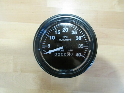 M35A2 M SERIES NEW TACHOMETER 0-4000 RPM MS35916-2