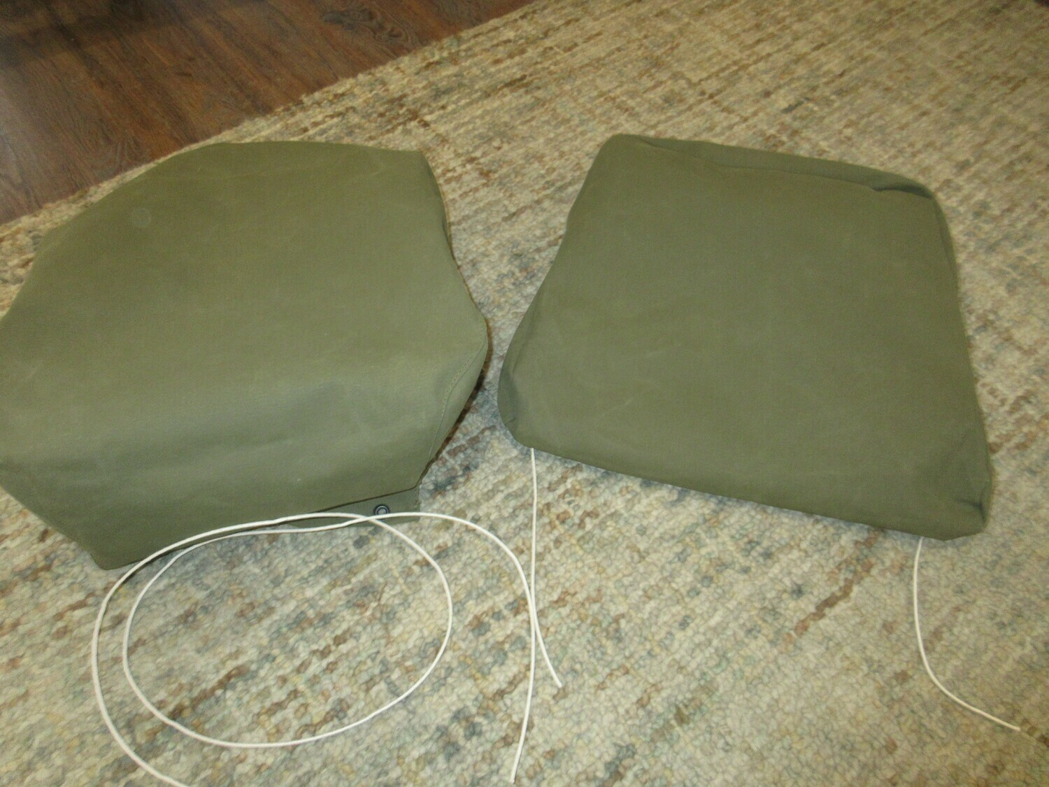 M35 Solid mount seat cover