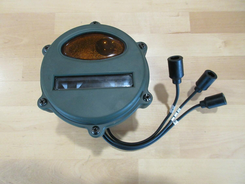 Amber Turn Signal Marker Light