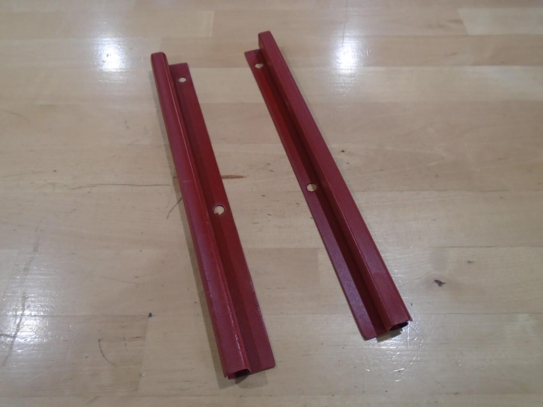 Pair of Lower Door Frame Rope Channels