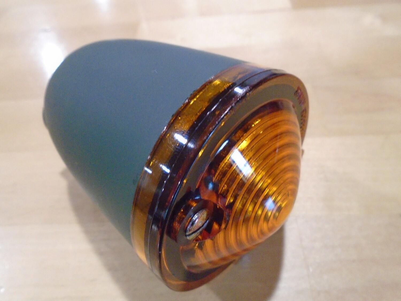 M151 Turn Signal Light 24 Volt Amber Lens M38 M38A1