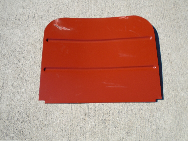 MB Driver or Passenger Upper Seat Back Pan