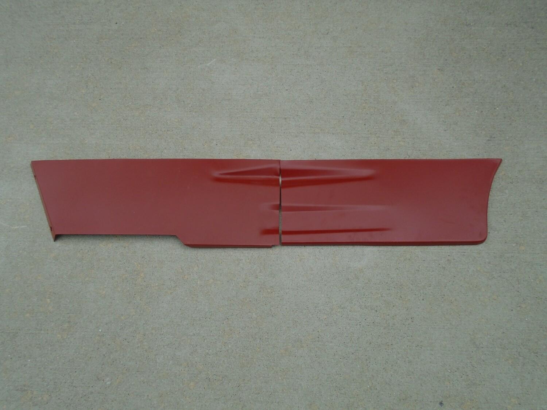 MB GPW Driver Side Repair Panels