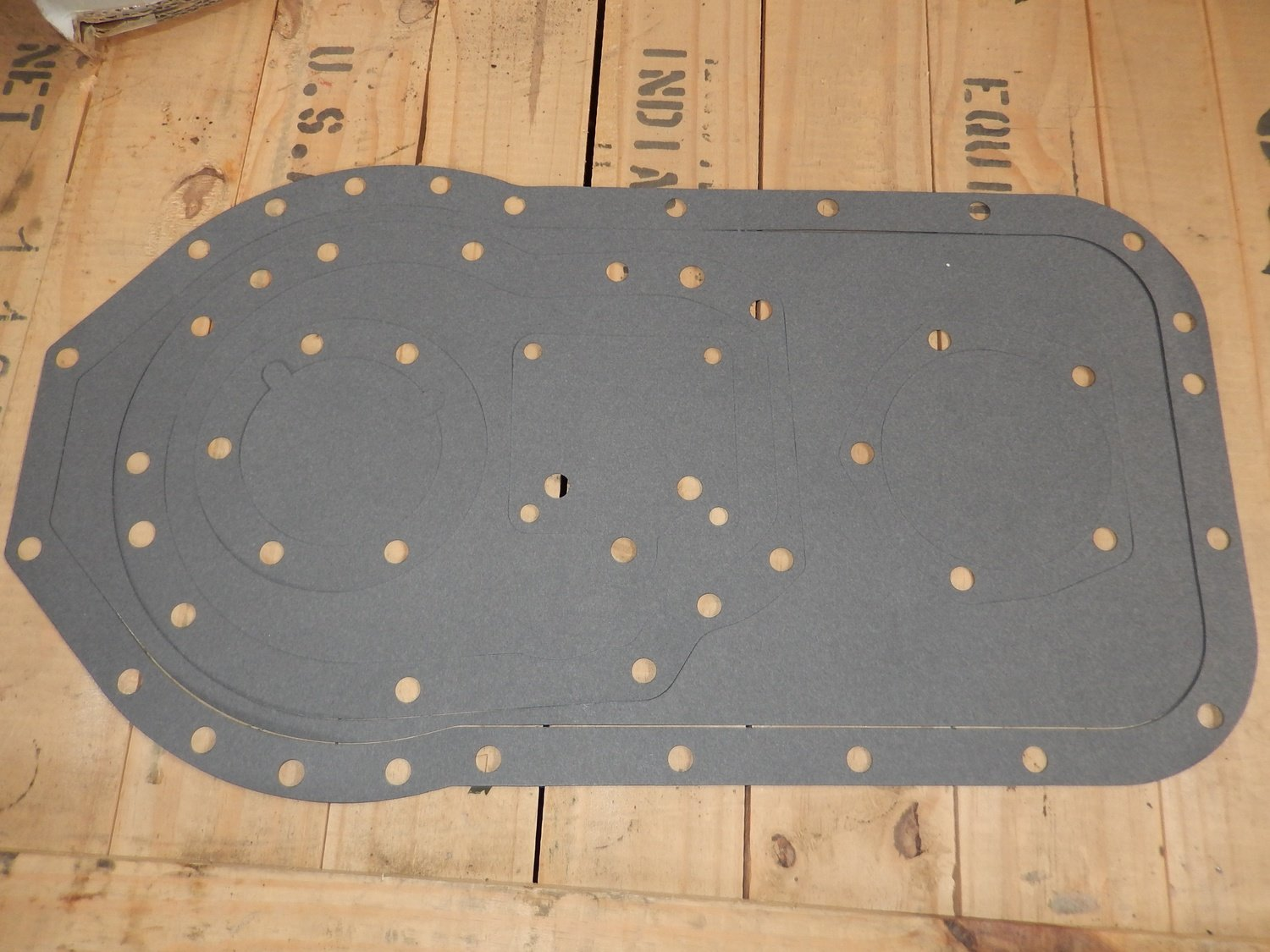 M35A2 Transfer Case Gasket set 2.5 ton military truck 7521437 5330-00-752-1437