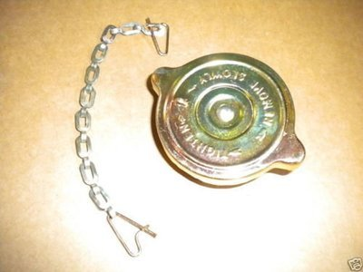 Radiator cap for the M35A2
