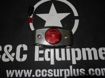 M35A2 M-SERIES LED MARKER TRUCK LIGHT RED MILITARY NEW STYLE M923 HUMVEE