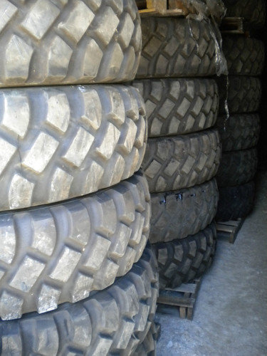 "Goodyear 14.00-R20 AT-2A 49"" tall tires other sizes and wheels available 70%"