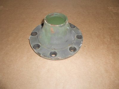 2.5 Ton rockwell axle caps front cover M35A2 M35A3 16 spline