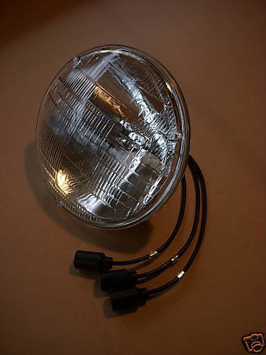 M35A2 M35 NEW HEADLIGHT FITS MANY M-SERIES 8741491 24V
