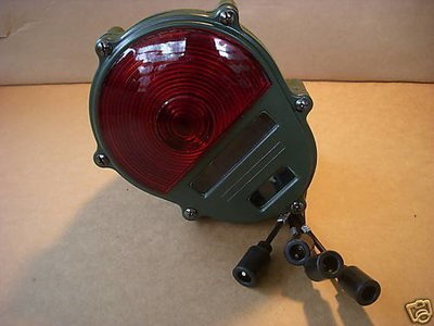 M35A2 M-SERIES NEW TAIL LIGHT 11614157
