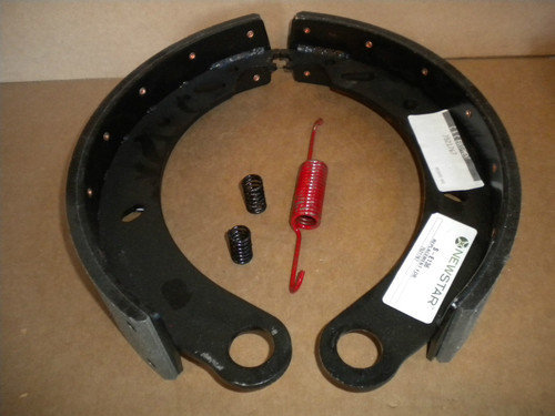 2.5 TON M35A2 NEW BRAKE SHOE SET W/Springs