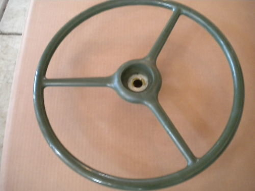 "5 TON M809 SERIES NEW STEERING WHEEL 11601248 18"" M35A3"
