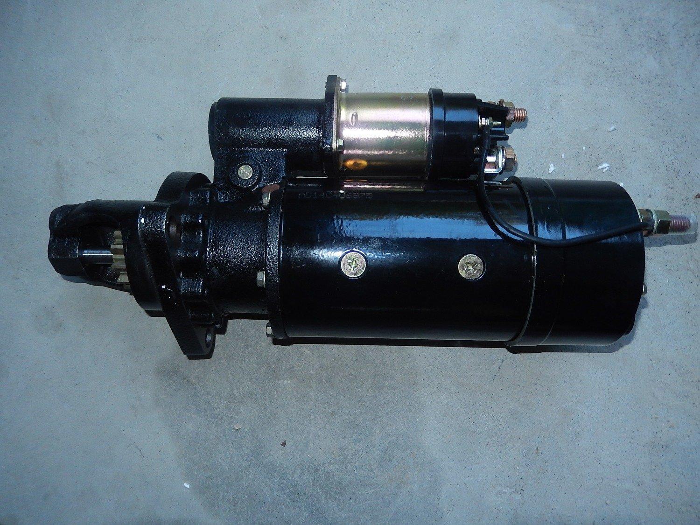 Starter for 2.5 ton M35A2 starter M44 MULTIFUEL 8.3C Cummins M931A2 M923A2