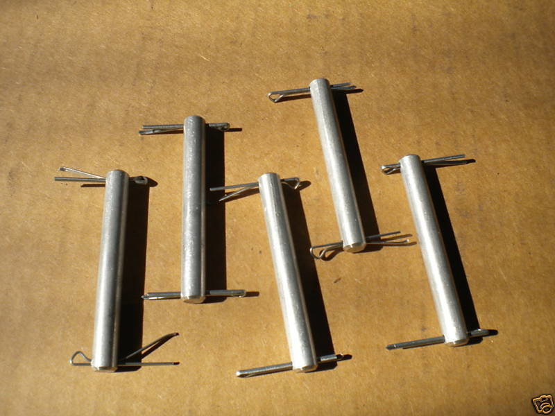 NEW CORRECT WINCH SHEAR PINS FOR M35A2 2.5 TON SERIES