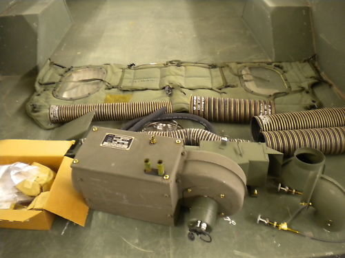 M35 M35A2 2-1/2 and 5 ton coolant heater system M800