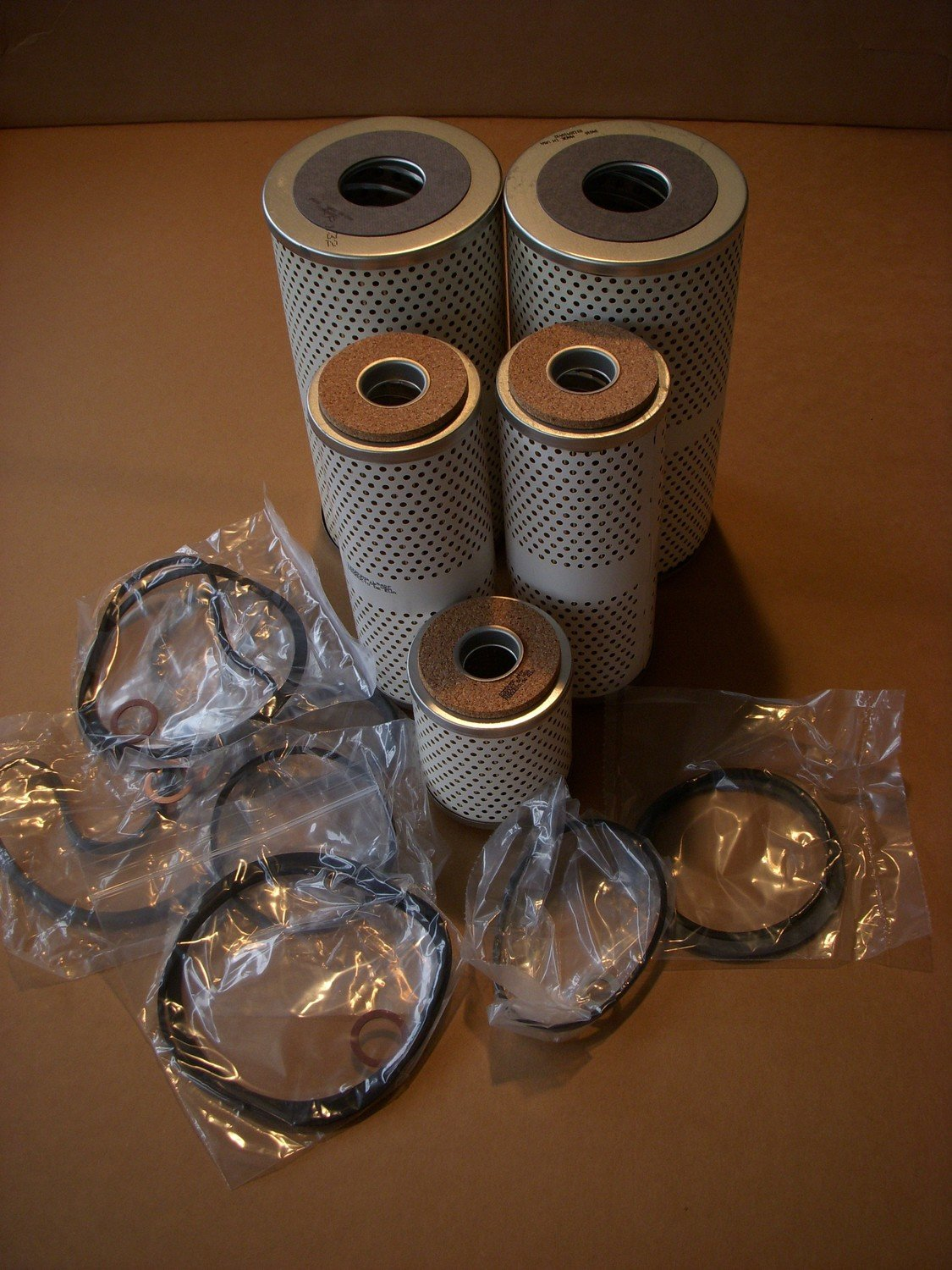 M35A2 2.5 ton multi fuel filter kit oil and fuel filters only
