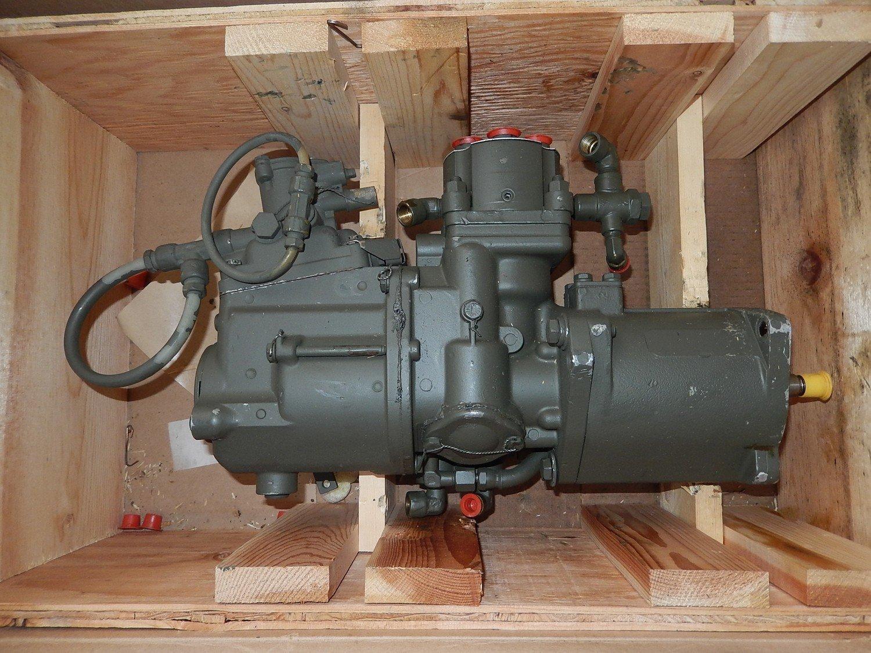LDT-465 Multi-fuel M35A2 government reman injection pump