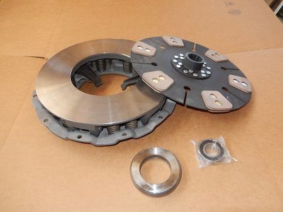5 TON M813 CUMMINS COMPLETE NEW MASTER CLUTCH SET M800 SERIES TRUCKS