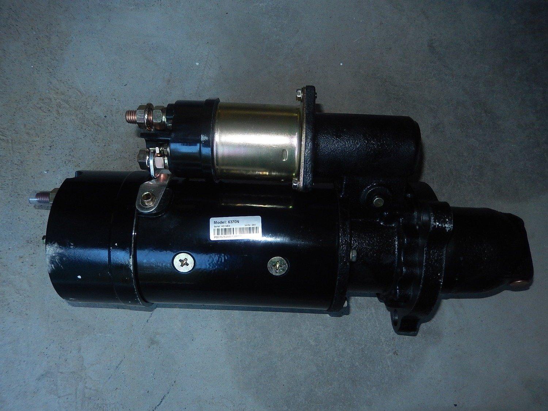 New not rebuilt Starter Motor M800 M900 series MEP006A MS53011-1 NHC250 Cummins