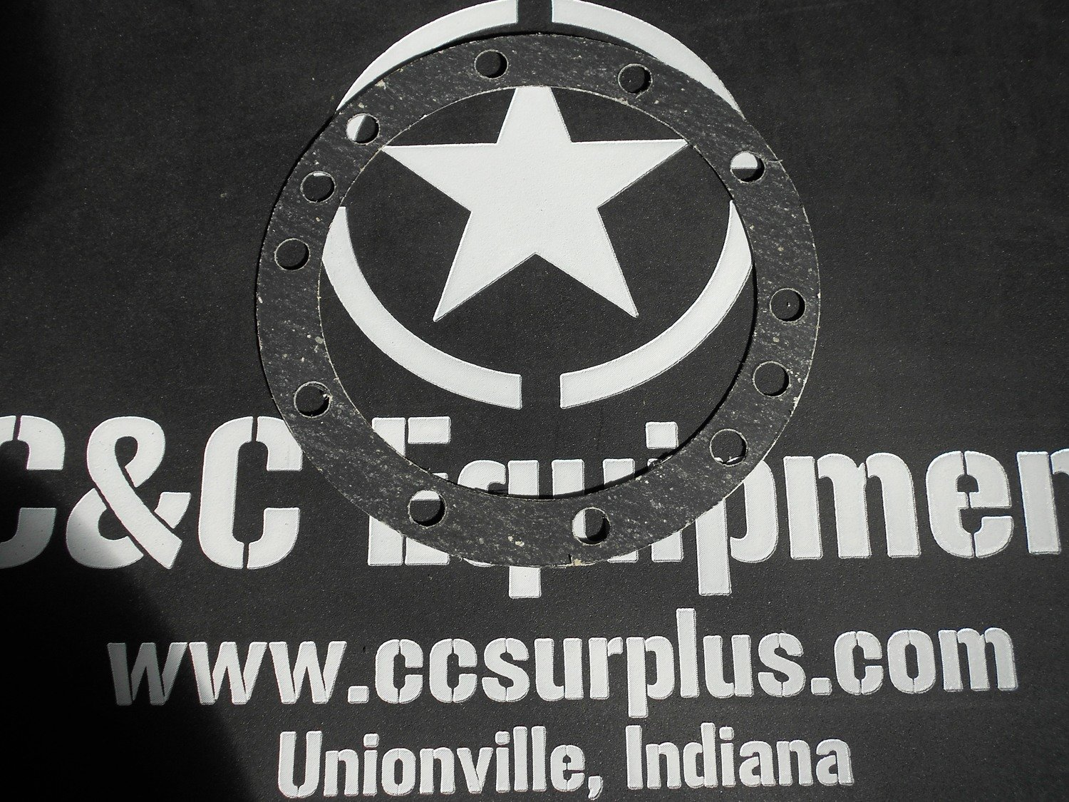 NEW HUB GASKET FOR THE 5 TON ROCKWELL AXLES