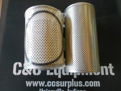 Replacement Fuel and oil Filter for M800 5 ton military truck Cummins 250 1235666 s-f377 C&C Equipment