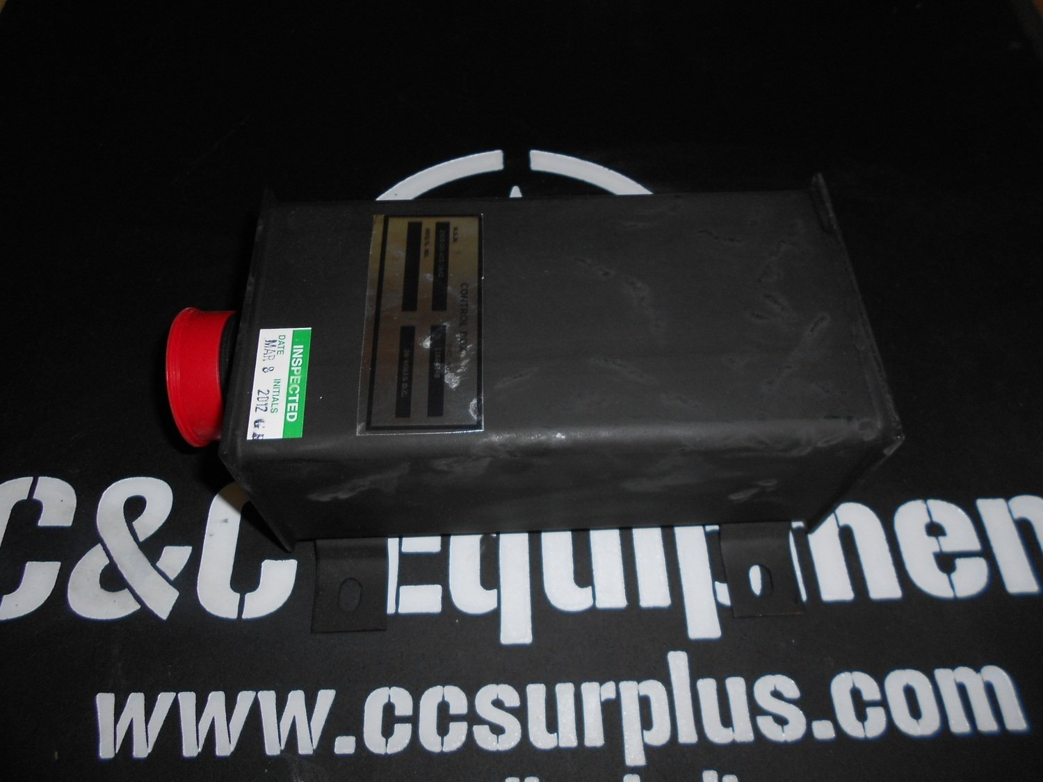 Protection Control Box For M809 5 Ton Series