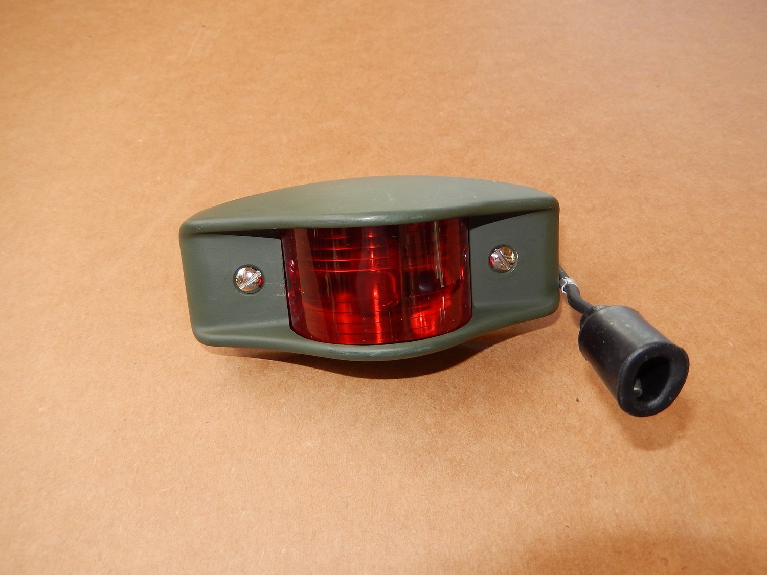 M35A2 M-SERIES CLEARANCE MARKER LIGHT 7261919-1 Red M800 Military Humvee
