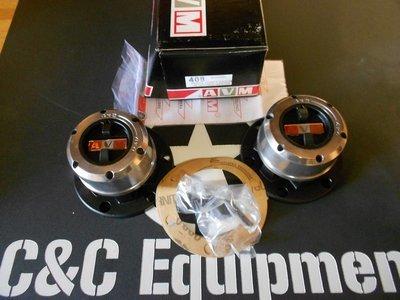 AVM 408 Locking hubs outs Power wagon WC50 60 Wc M37 b1 1941-1975 wm300 Wc 300