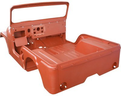 1952-1971 M38A1 BODY TUB KIT WILLYS Kaiser JEEP MBK027 CJ5