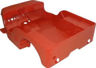 1941-1945 FORD GPW BODY TUB
