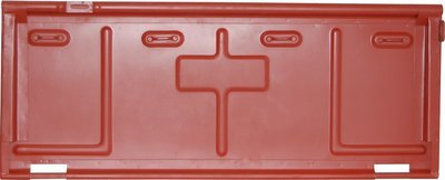 1950 -1952 M38 BODY TAIL GATE WILLYS Kaiser JEEP MTP001 CJ2A
